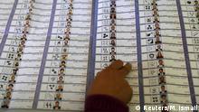 Afghanistan Parlamentswahl | Wahllokal in Kabul