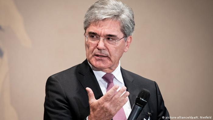 Joe Kaeser (picture-alliance/dpa/K. Nietfeld)