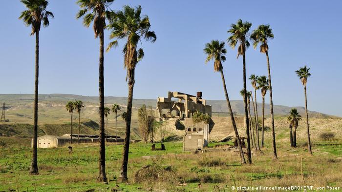 Jordan's Island of Peace