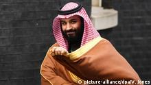 Saudi Arabien Mohammed bin Salman (picture-alliance/dpa/V. Jones)