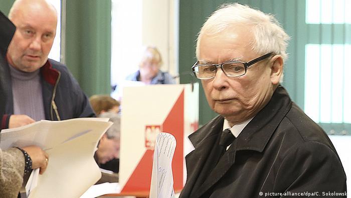 Polen Regionalwahlen