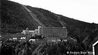 Norwegen Vemork Wasserkraftwerk