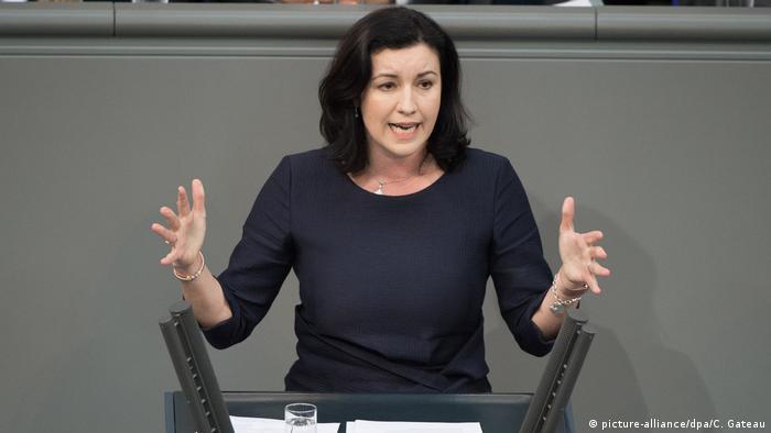 Deutschland Bundestag | Dorothee Bär, CSU