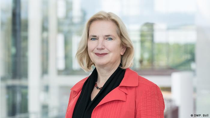 DW Mitarbeiterporträt Adelheid Feilcke