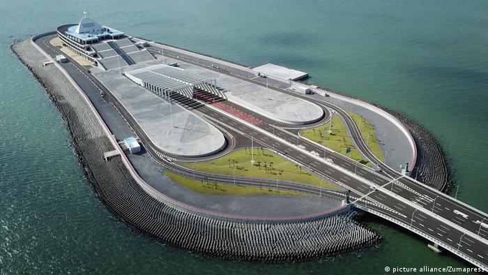 Hongkong-Zhuhai-Macao-Brücke (picture alliance/Zumapress)