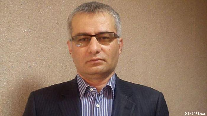 Iran Farshid Haki, Aktivist (ENSAF News)