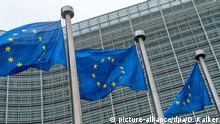 Belgien Europäische Kommission in Brüssel