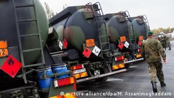 Norwegen Nato-Großübung Trident Juncture