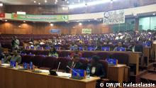 Tigray Parlament Kongress Neues Kabinett