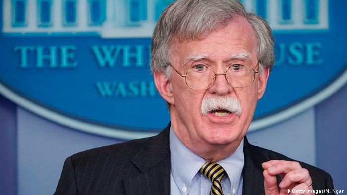 Радник президента США з нацбезпеки Джон Болтон
