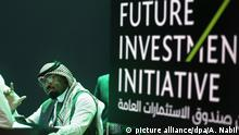 Saudi Arabia investment conference FII