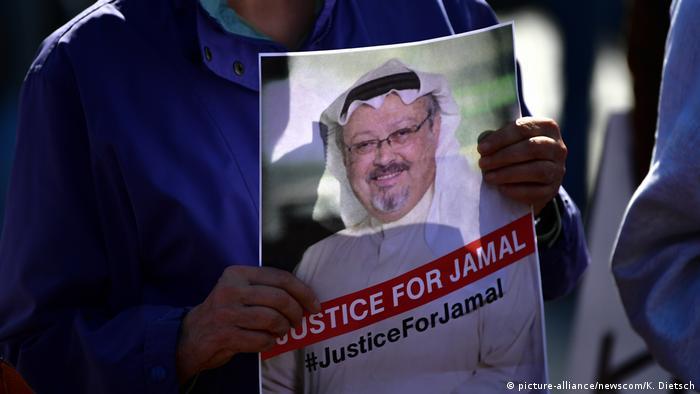 Proteste in den USA nach Mord an Jamal Khashoggi