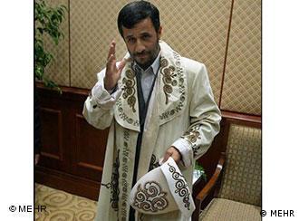 با انعکاس وسیع موضوع سرکوب اعتراضها به اعتبار محمود احمدینژاد در آسیای مرکزی آسیب زیادی وارد آمده است