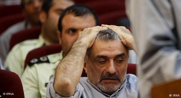 محسن صفایی فراهانی در دادگاه نمایشی پس از انتخابات ریاستجمهوری ۸۸