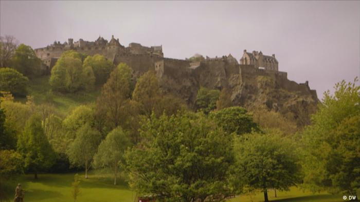 DW Euromaxx, Schottlands Wahrzeichen: Edinburgh Castle (DW )