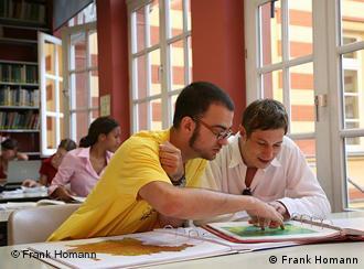 lernen und studieren an einer deutschen uni studieren in deutschland dw. Black Bedroom Furniture Sets. Home Design Ideas