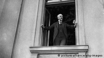 Novemberrevolution 1918 - Rede Scheidemanns
