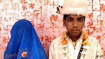 ازدواج کودکان نه تنها در ایران بلکه در کشورهایی چون افغانستان نیز رواج دارد