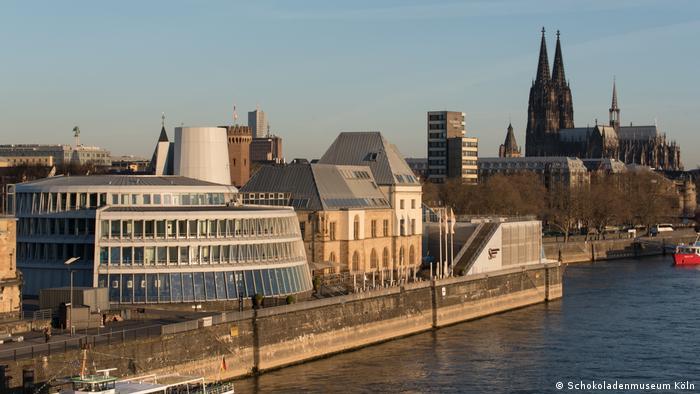 Köln - Schokoladenmuseum (Schokoladenmuseum Köln)