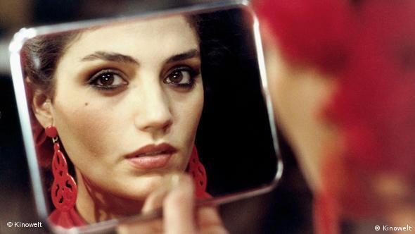 Spiegelbild von Angela Molina (Kinowelt/Arthaus)