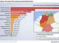 La gripe A en Alemania