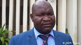 Mosambik - Präsident der Wahlkommission der Provinz Zambezia Emilio Mpanga