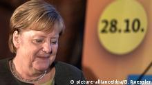 Hessen - Angela Merkel