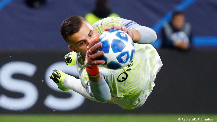 Champions League - Gruppenphase - Group F - TSG 1899 Hoffenheim v Olympique Lyonnais (Reuters/K. Pfaffenbach)