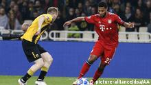 Fussball Champions League l AEK Athens v Bayern München (picture-alliance/dpa/AA)
