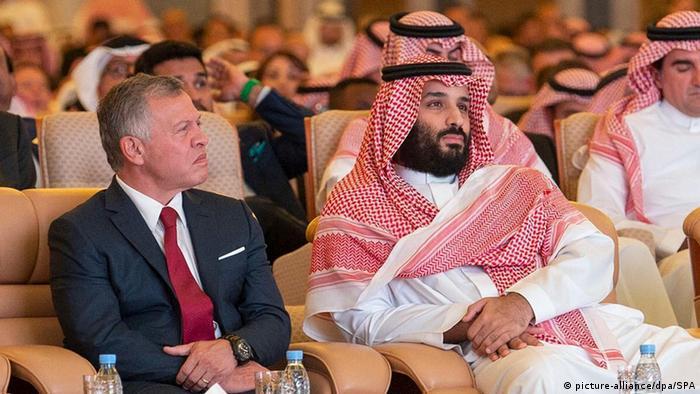 Investorenkonferenz in Saudi-Arabien
