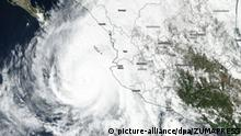 Mexico | Hurricane Willa (picture-alliance/dpa/ZUMAPRESS)