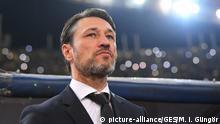 Fußball Champions League AEK Athen - Bayern Muenchen | Niko Kovac
