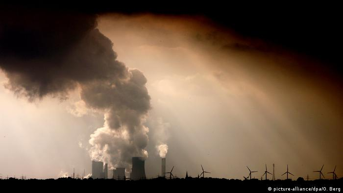 Germany way behind on climate change