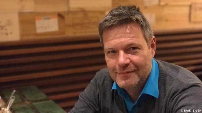 Hessen Landtagswahl Robert Habeck