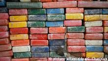 Symbolbild: Fund von Kokain / Drogenhandel