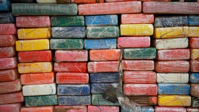 Tovar od 3,8 tona kokaina koji je 2017. otkriven u hamburšoj luci