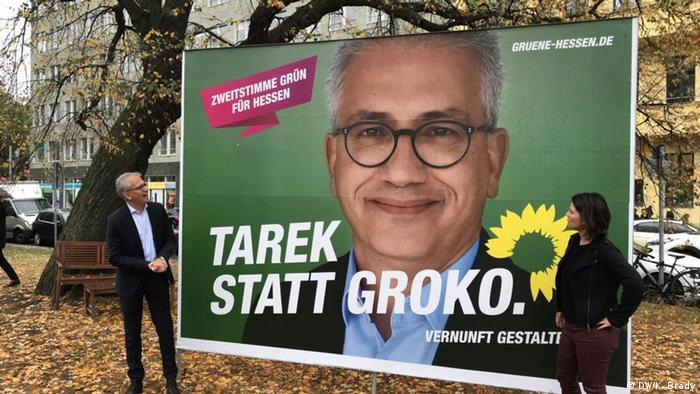 Deutschland: Landtagswahl in Hessen
