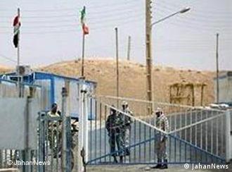 در ورودی زندان کهریزک