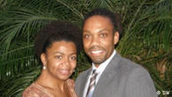Joia Crear-Perry und Andre Perry