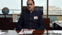 Indien Neu-Delhi CBI Direktor Alok Verma