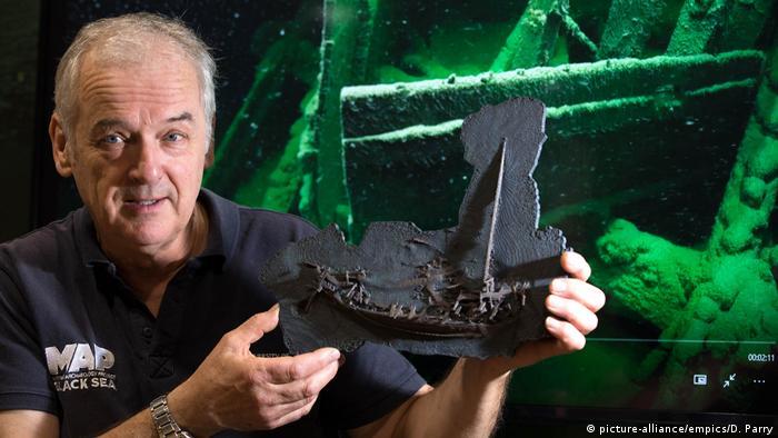 Преди броени дни археолози откриха останки от кораб на 2400 години