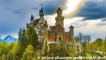 Deutschland Schloss Neuschwanstein