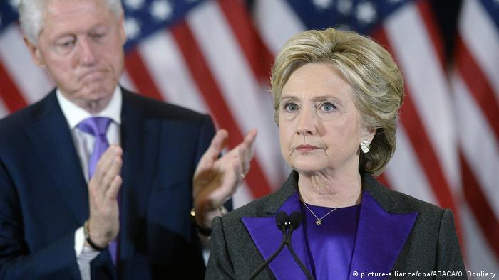 Хиллари Клинтон, 2016 год