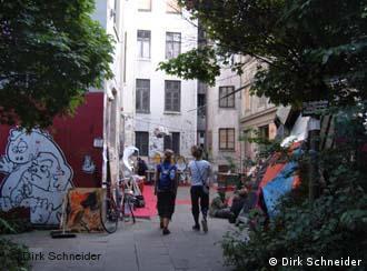 bemalten hausfassaden berlin