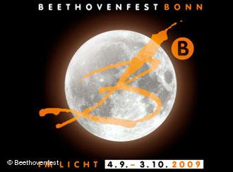 Logo tegorocznego Festiwalu Beethovenowskiego Im Licht (W blasku)