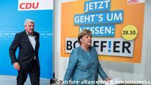 Berlin: CDU-Spitze berät über den Hessen-Wahlkampf