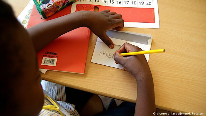 Deutschland Integration - Afrikaner