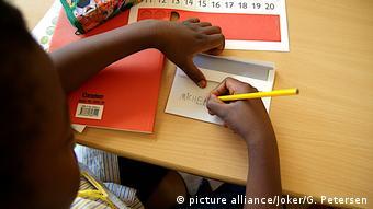Deutschland Integration - Afrikaner (picture alliance/Joker/G. Petersen)