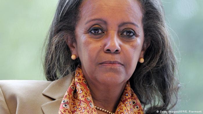Äthiopien Sahle-Work Zewde 2014