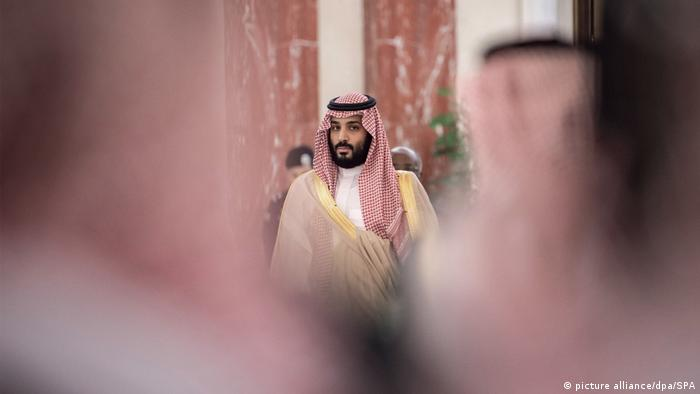 Der saudische Kronprinz Mohammed MbS bin Salman ist ins Zwielicht geraten